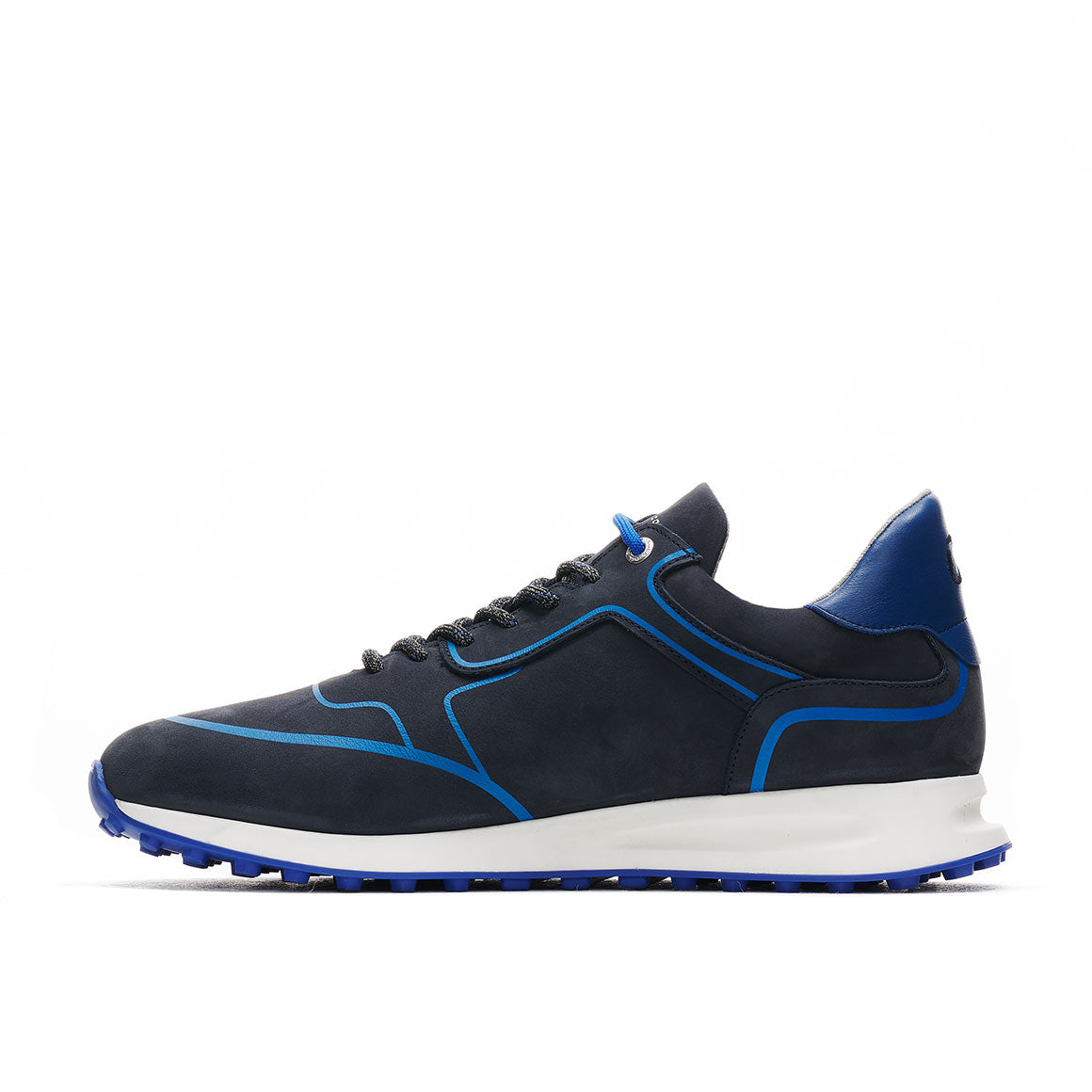 Men's Flyer Navy / Cobalt Golf Shoe
