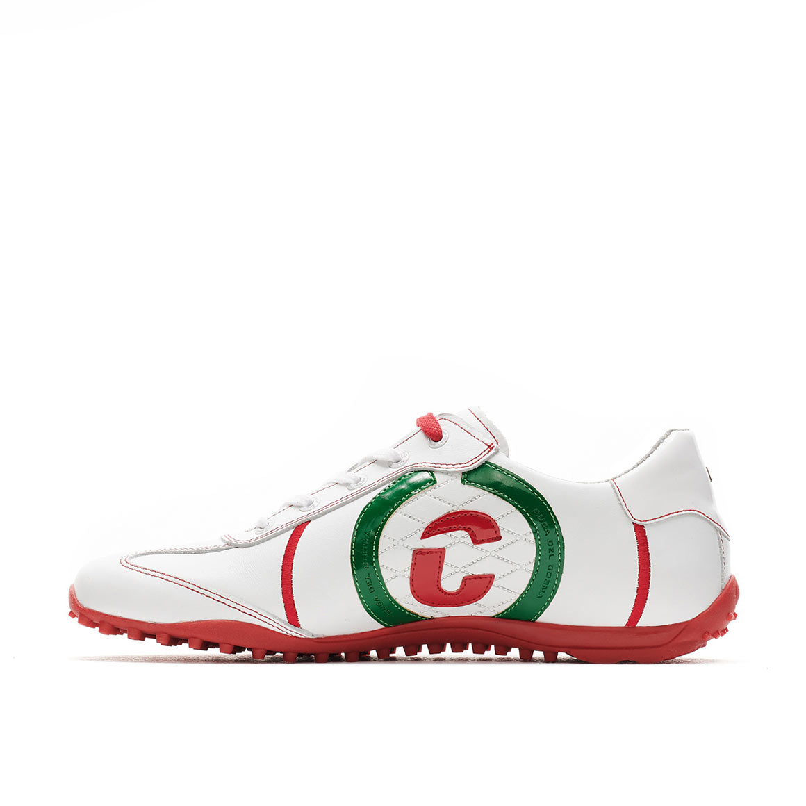 Men's Kuba Italian Flag Golf Shoe