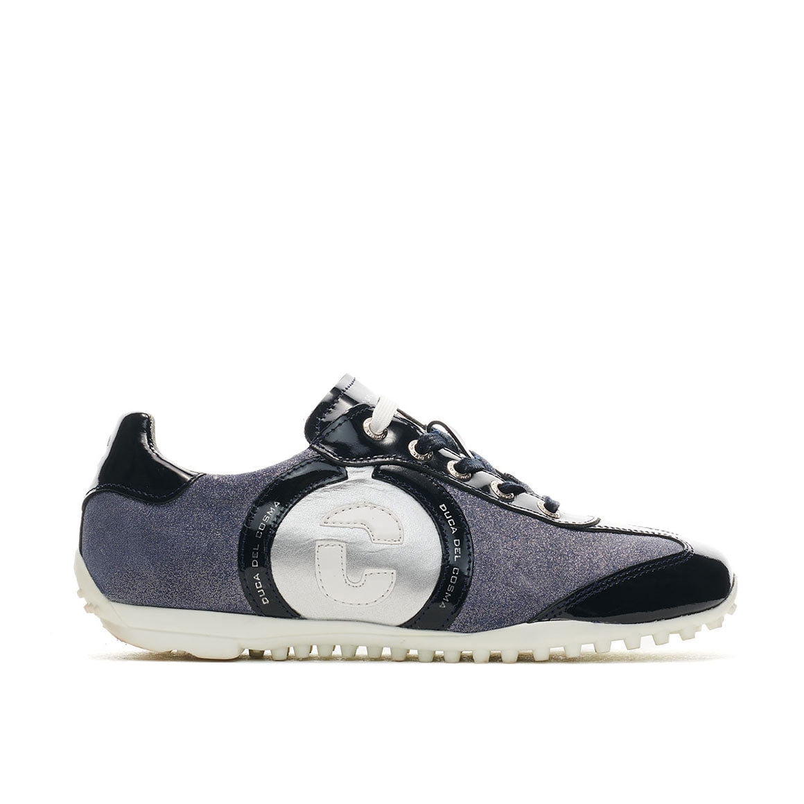 Women's Kubana Navy / Silver Golf Shoe