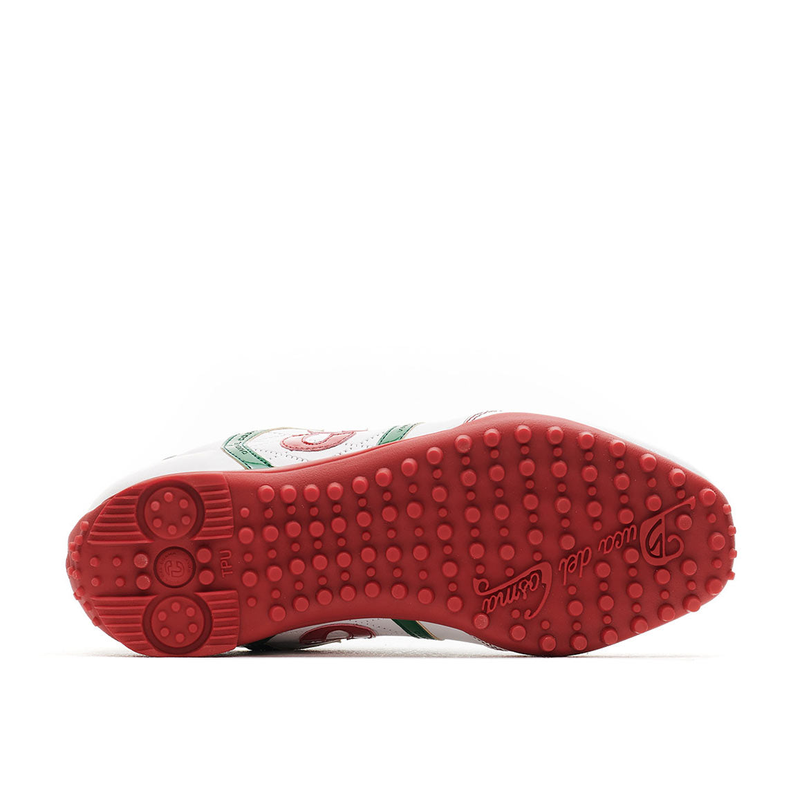 Women's Kubana White / Green / Red Golf Shoe
