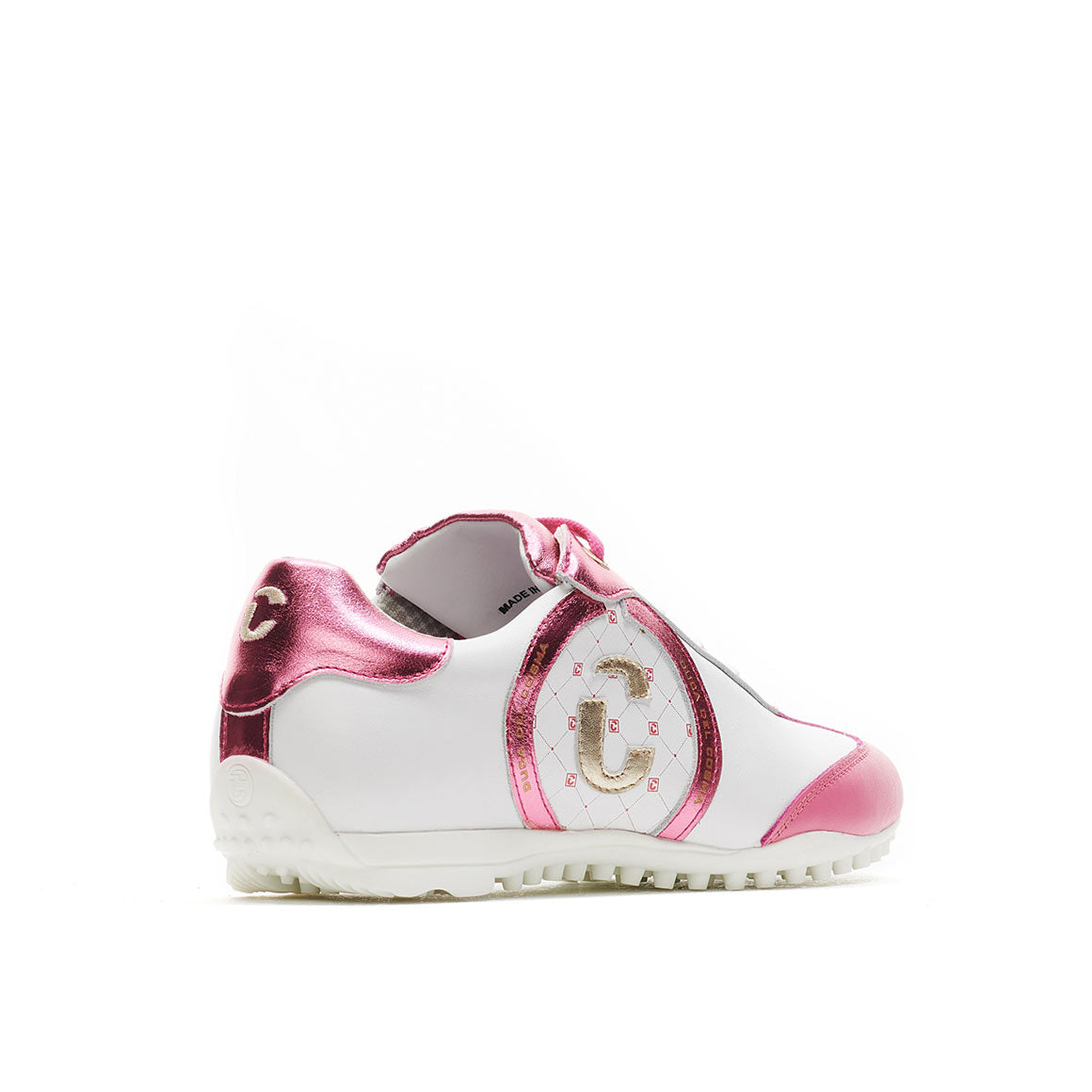 Women's Kubana White / Lilac Golf Shoe