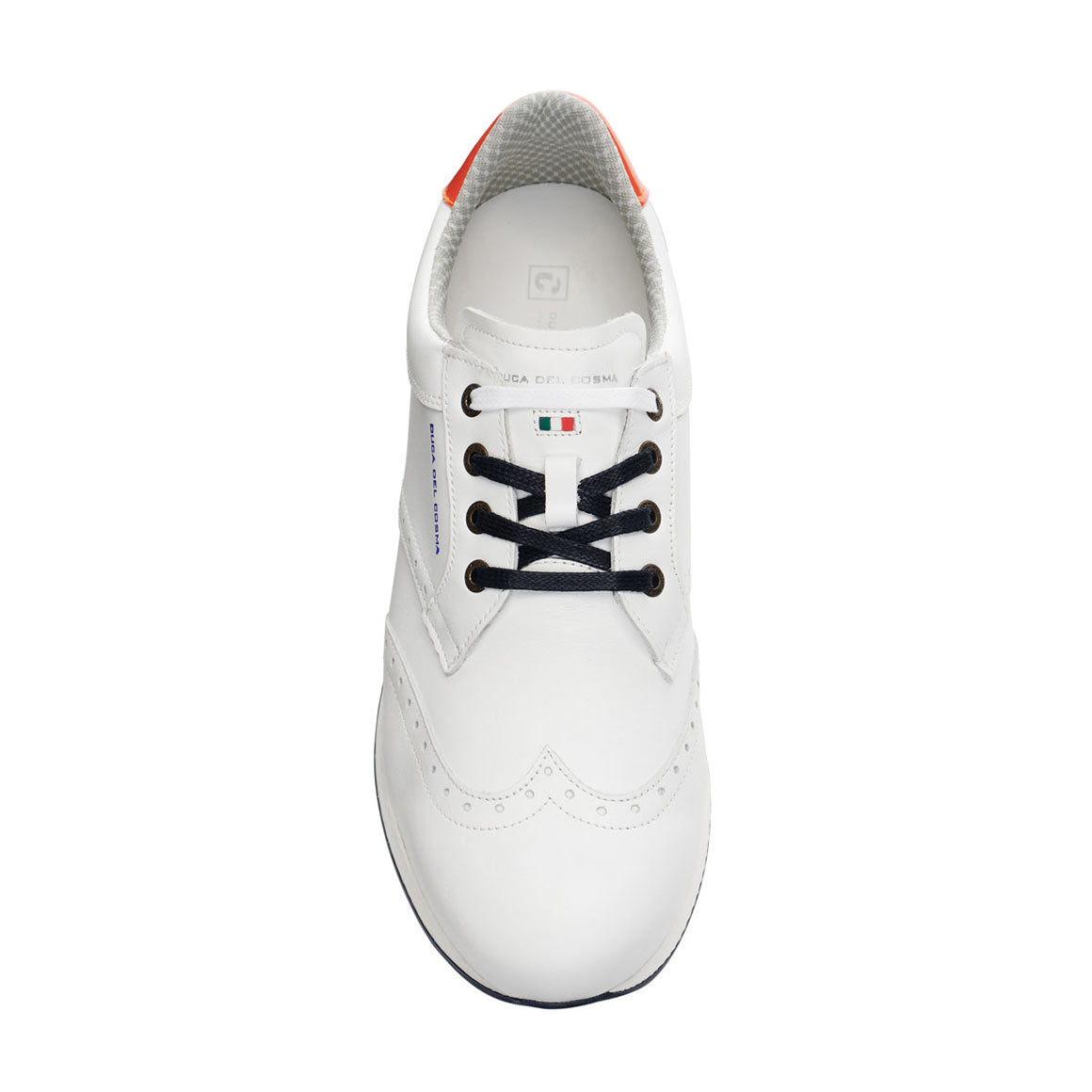 Men's La Spezia II White / Orange Golf Shoe