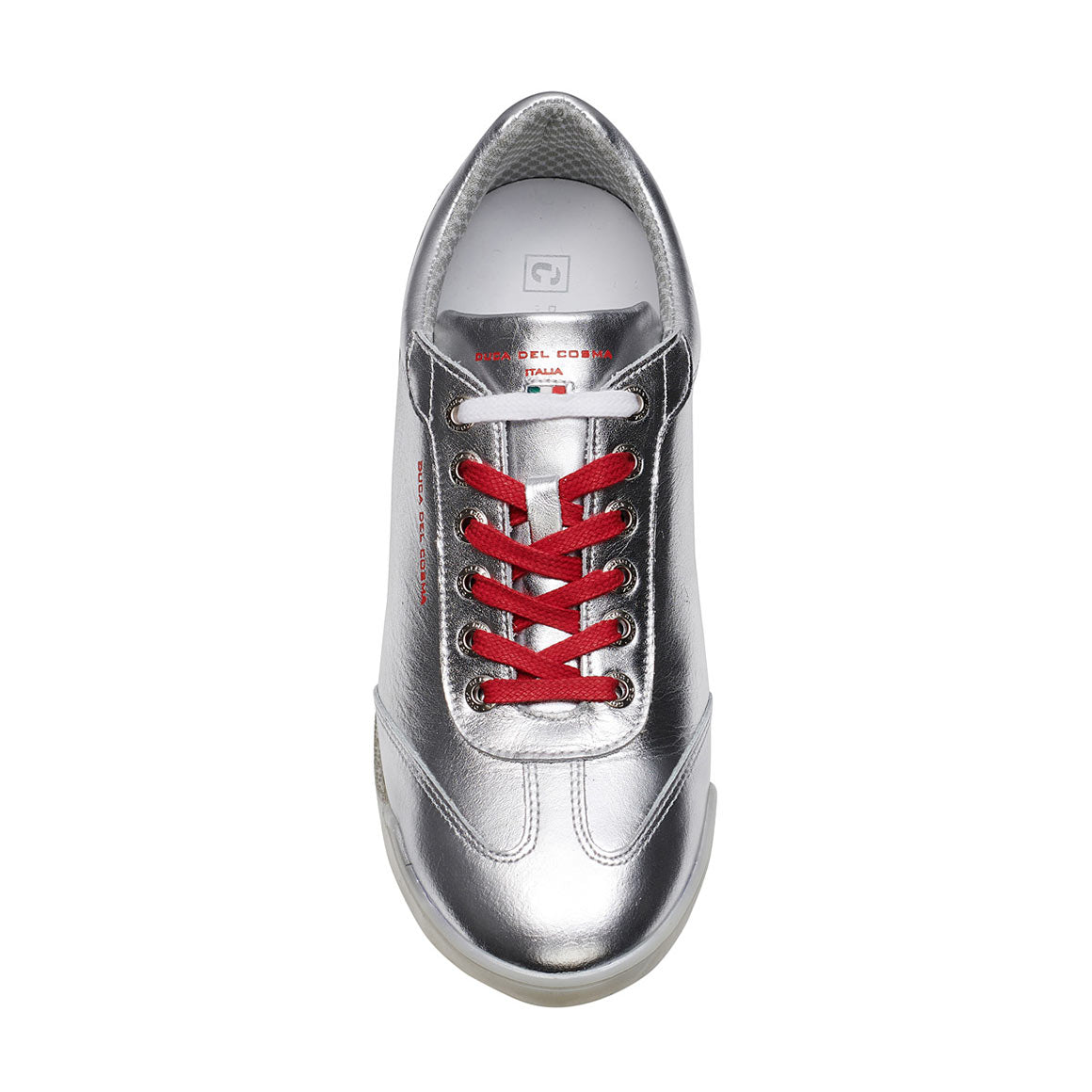 Women's Marquessa Silver Golf Shoe