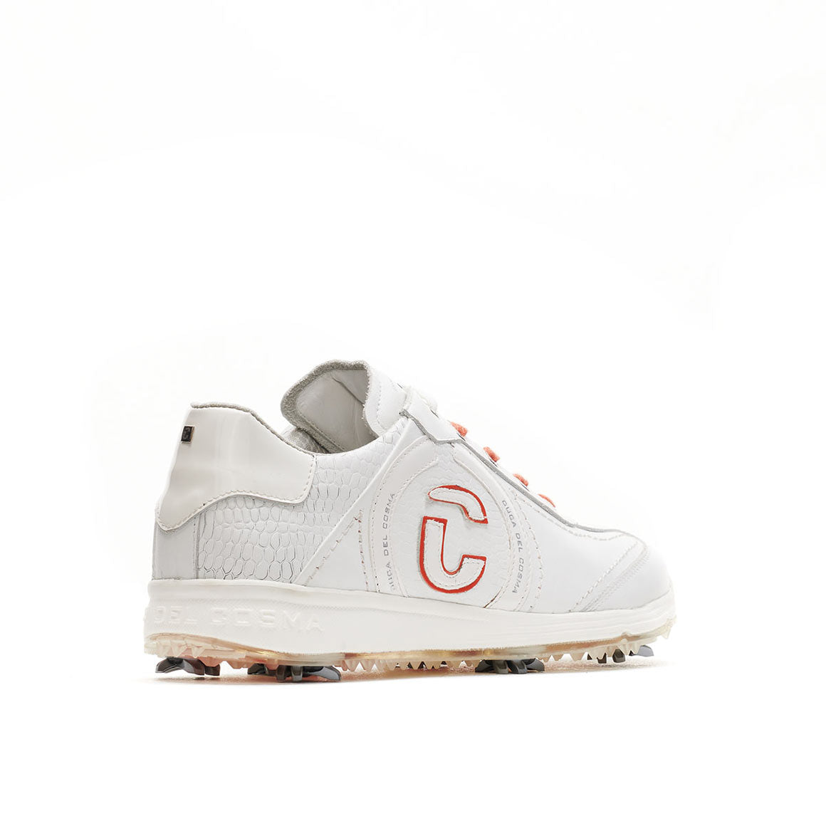 Men's Masters White Golf Shoe