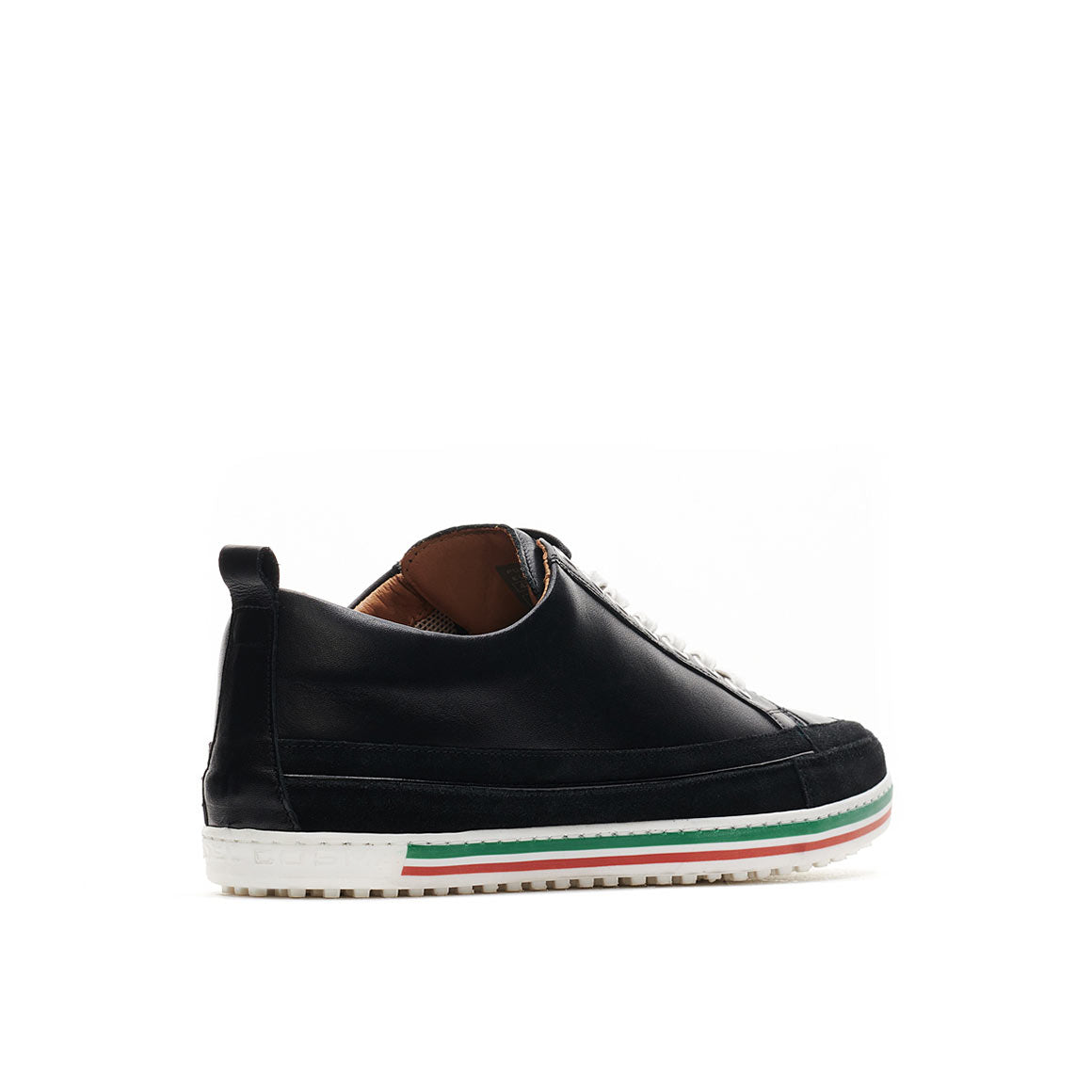 Men's Monterosso Black Shoe