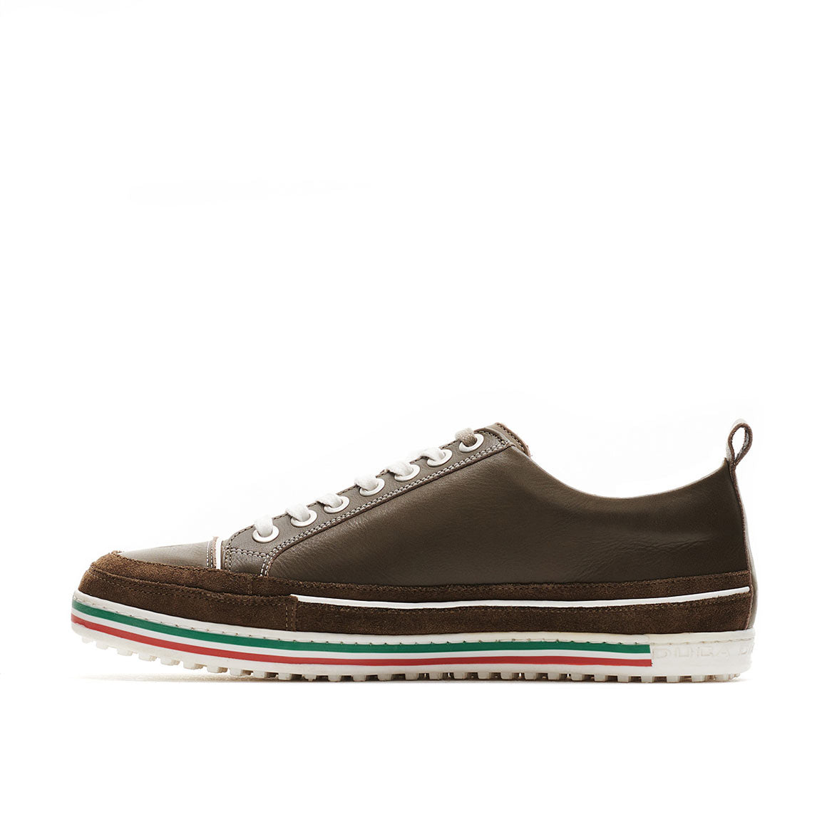 Men's Monterosso Olive Green Shoe