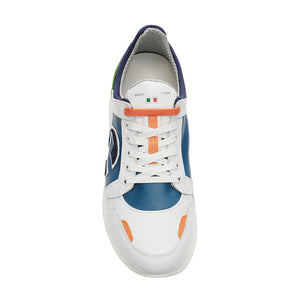 Men's Rebel Jeans / White Golf Shoe