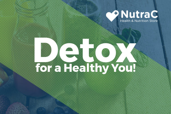 Detox - For A Healthy You!