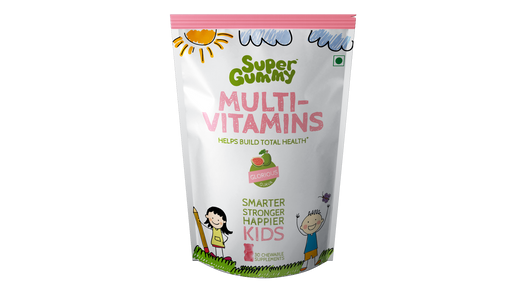 Super Gummy Multivitamins for Kids