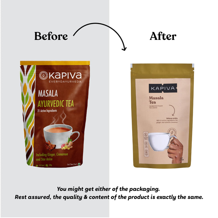 KAPIVA MASALA TEA100 grams