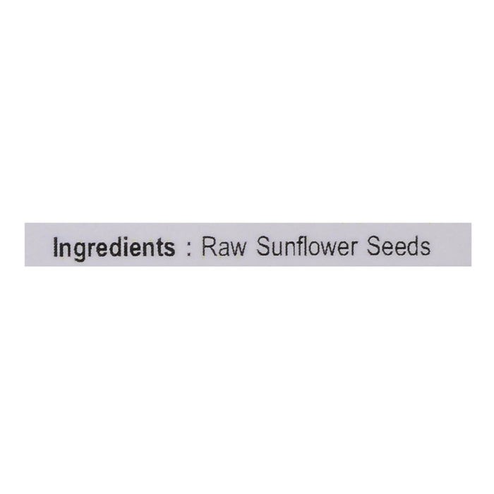 Nutriwish Premium Raw Sunflower Seeds 500g
