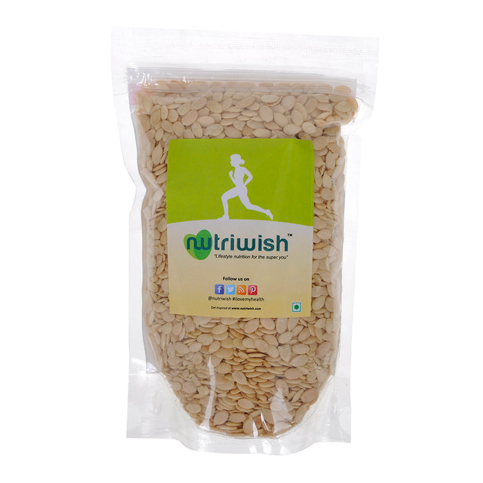 Nutriwish Raw Watermelon Seeds 250g - NutraC - Health & Nutrition Store