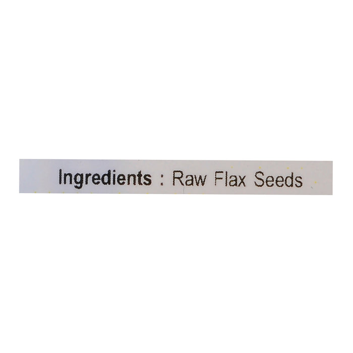 Nutriwish Raw Flax Seeds 500g
