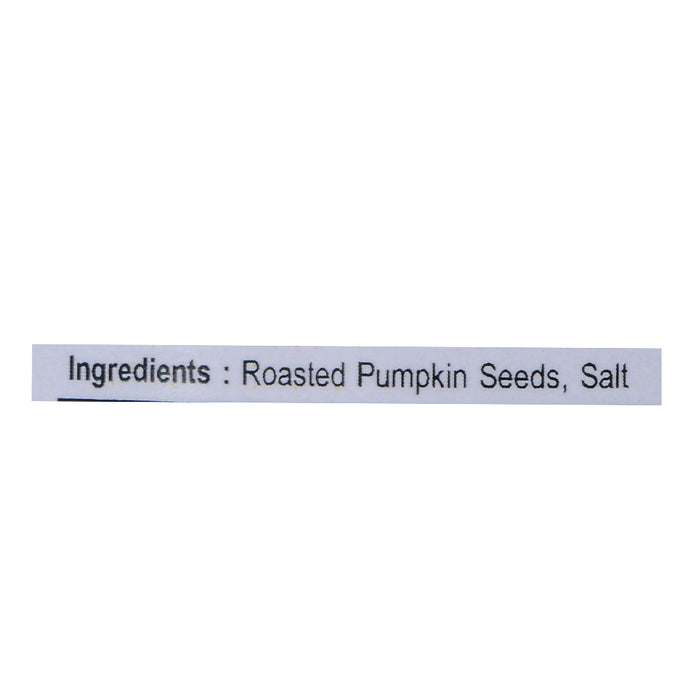 Nutriwish Premium Roasted and Salted Pumpkin Seeds 500g - NutraC - Health & Nutrition Store
