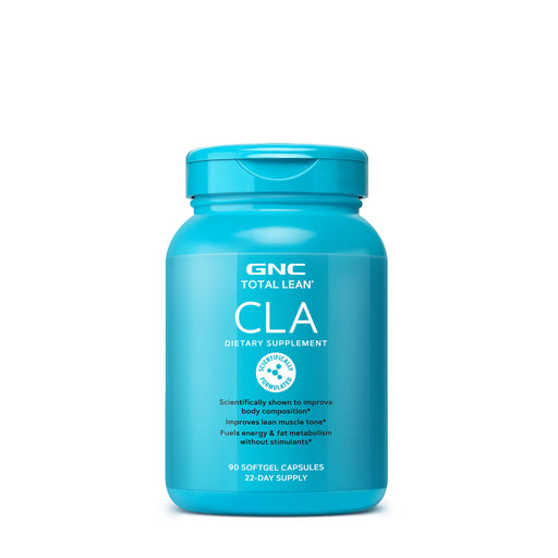 GNC TOTAL LEAN CLA 90 CAPSULES - NutraC - Health & Nutrition Store