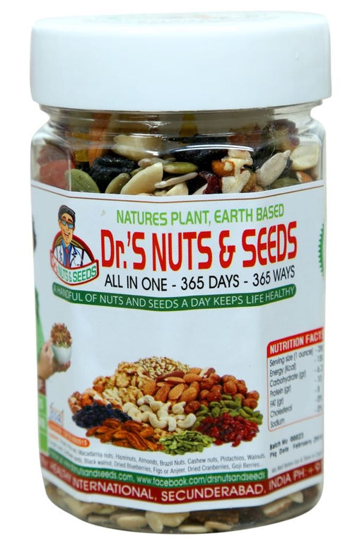 Dr NUTS & SEEDS - ALL IN ONE NUTS - NutraC - Health & Nutrition Store