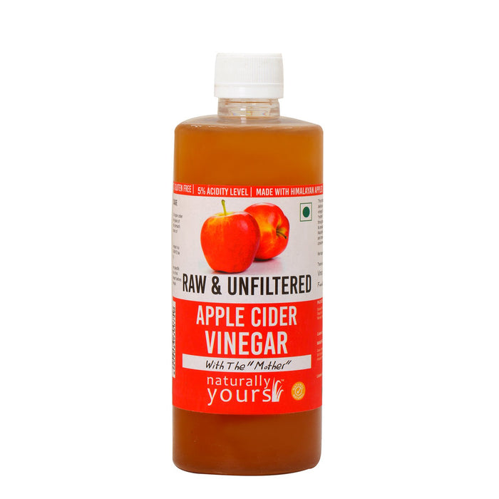 Naturally Yours Apple cider vinegar