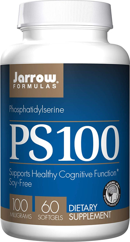 PS 100, 100mg 60 Softgels