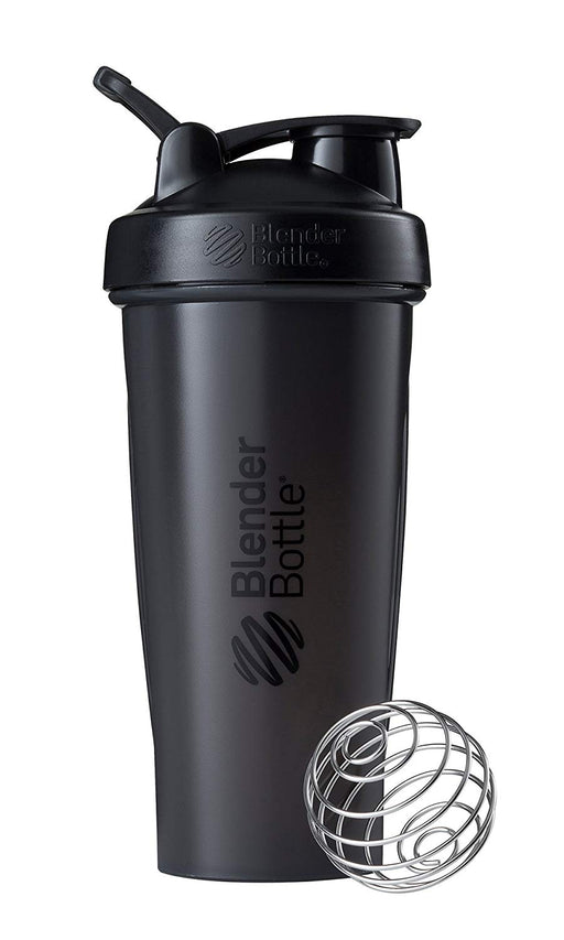 BlenderBottle Classic with Loop Top Shaker Bottle, 28oz/825 ml - NutraC - Health & Nutrition Store