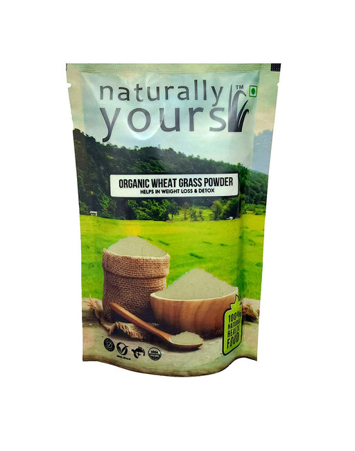 Naturally Yours Wheat Grass Powder