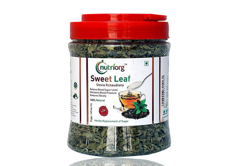 Nutriorg Sweet Leaf Slevia Rabaudiana