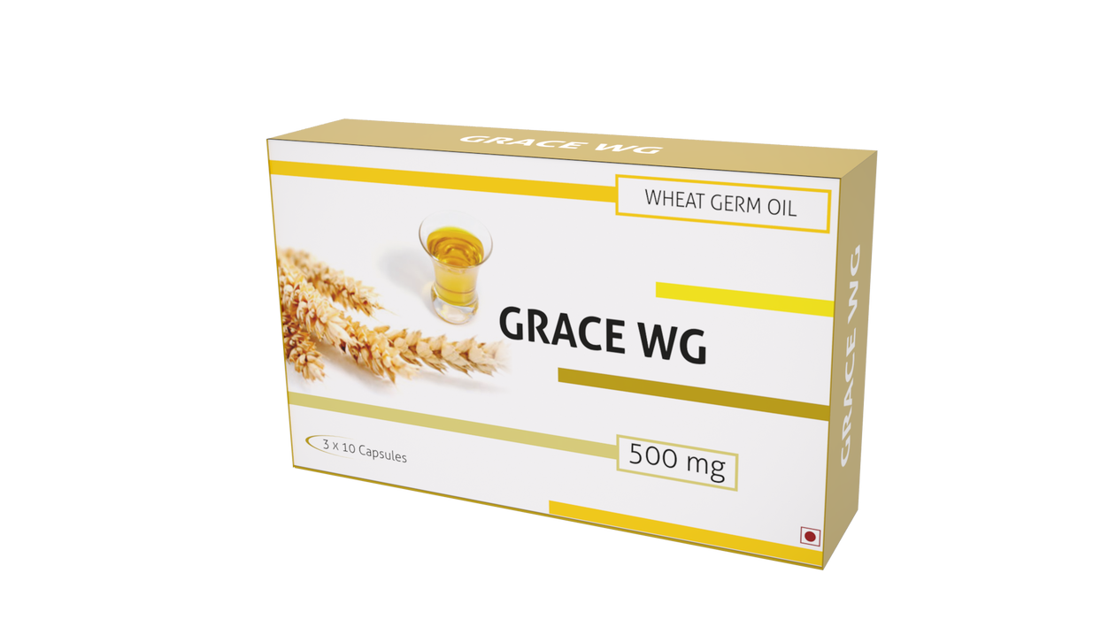 Nutra Grace Grace WG 30 Capsules - NutraC - Health & Nutrition Store