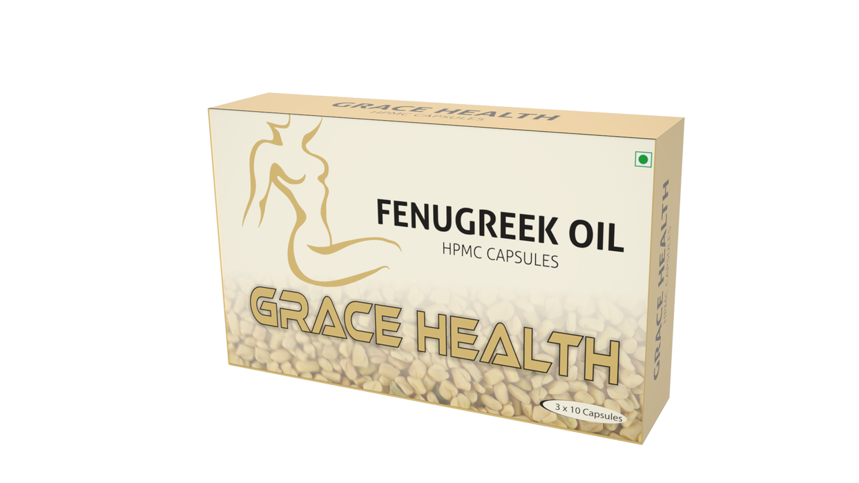 Nutra Grace Grace Health 30 Capsules