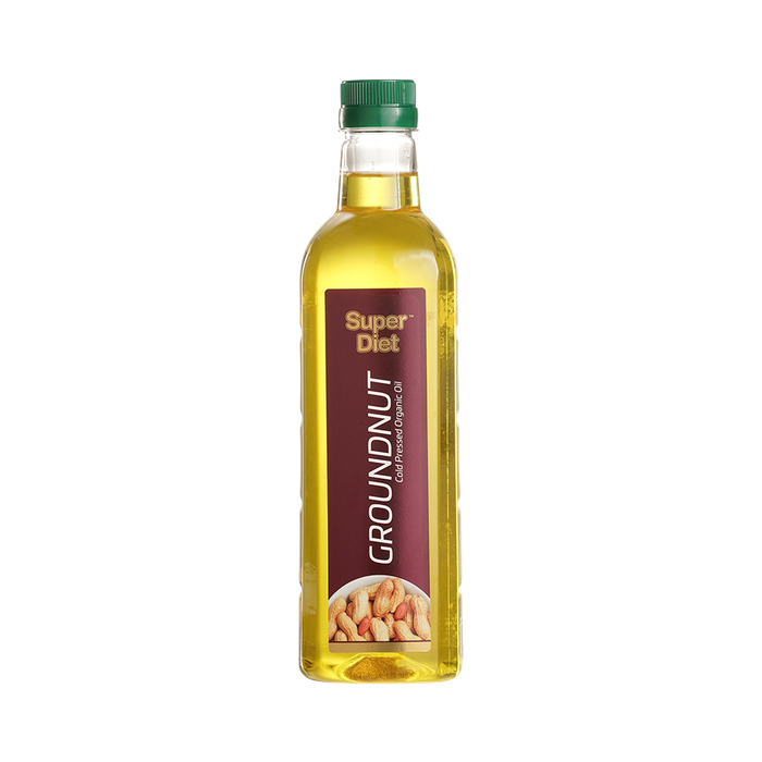 Super Diet Groundnut oil 1000ml - NutraC - Health & Nutrition Store