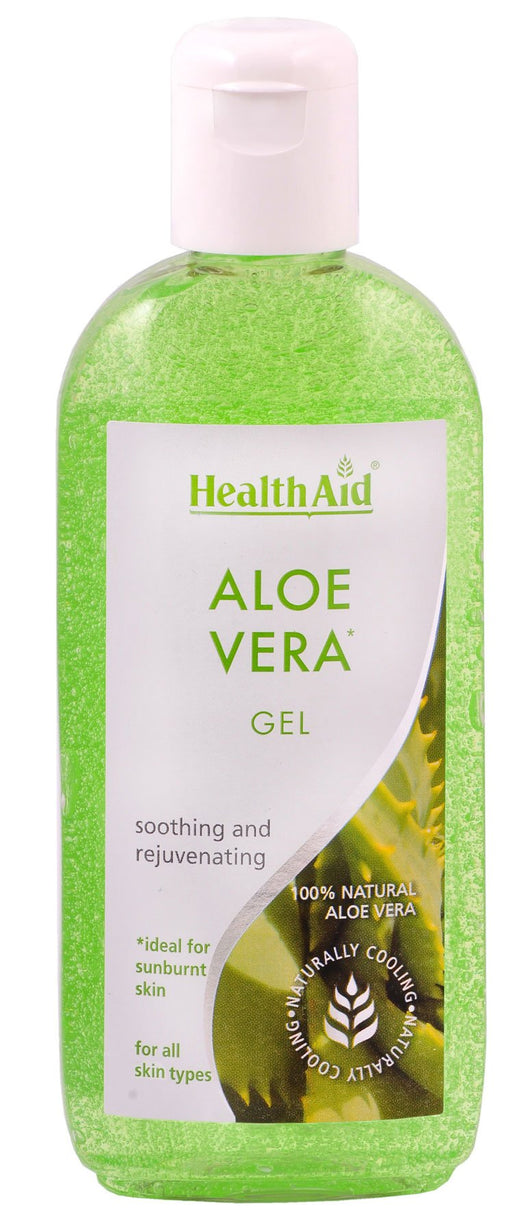 HealthAid Aloe Vera Gel-250mL - NutraC - Health & Nutrition Store