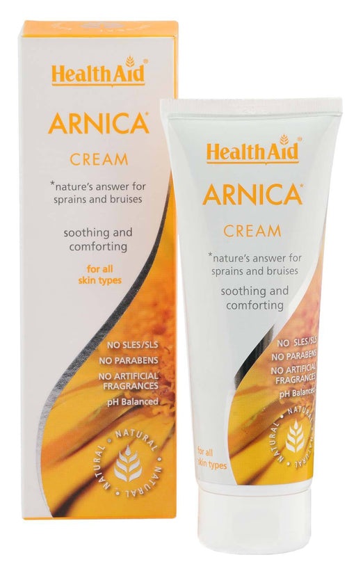 HealthAid Arnica Cream -75mL - NutraC - Health & Nutrition Store