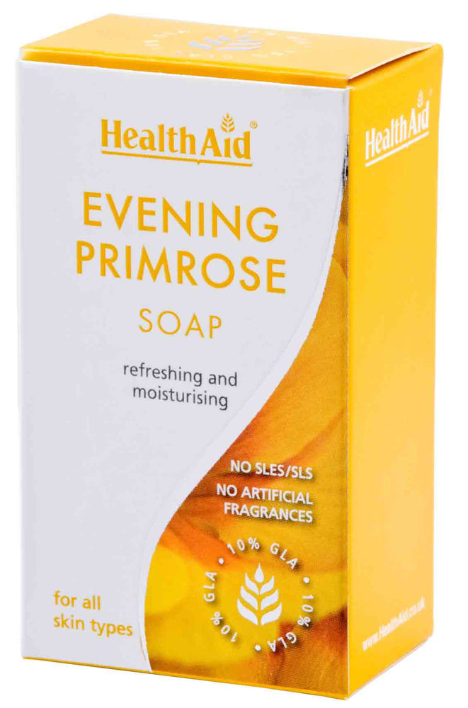 HealthAid Evening Primrose Soap-100grams