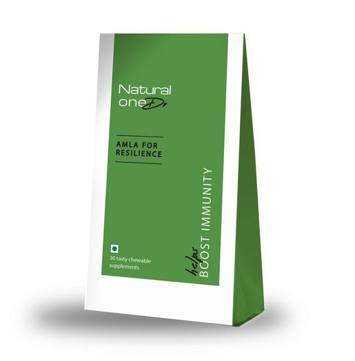 oneDr Natural Amla Gummy Supplement For Boosting Immunity - 30 Chewable Supplements