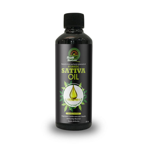 Health Horizons Sativa Oil - 200ml - NutraC - Health & Nutrition Store