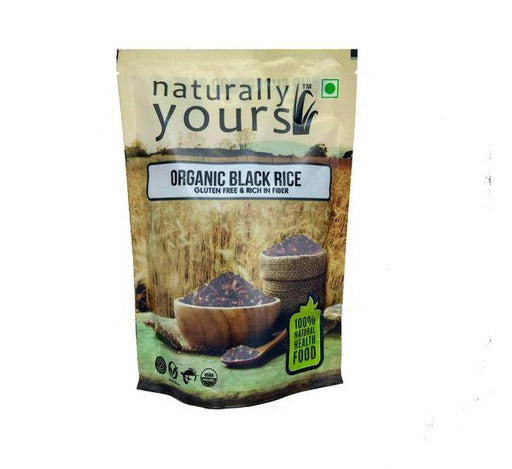Naturally Yours Black Rice