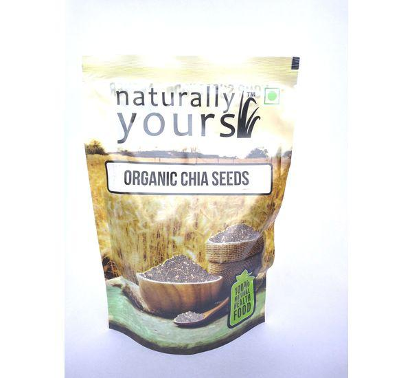 Naturally Yours Chia Seeds
