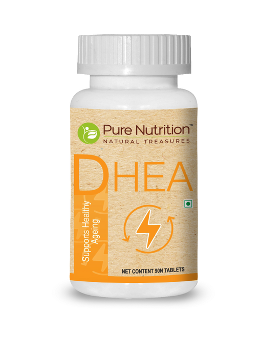 DHEA (Dehydroepiandrosterone) Helps to Slow Down Aging Process - NutraC - Health & Nutrition Store