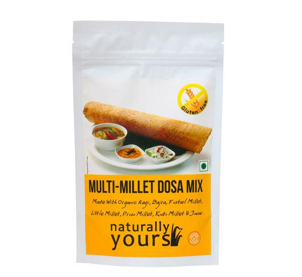 Naturally Yours Multi Millet Dosa Mix