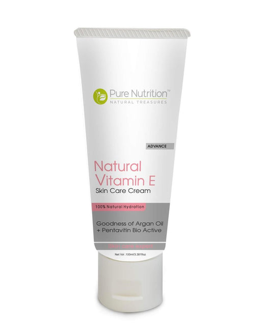 Pure Nutrition Vitamin E Skin Cream - NutraC - Health & Nutrition Store