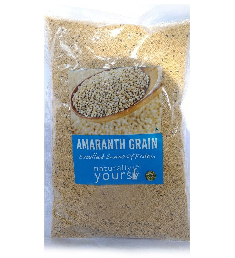 Naturally Yours Amaranth Grain 500G - NutraC - Health & Nutrition Store