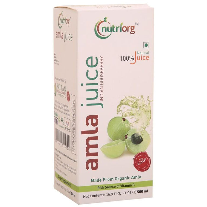 Nutriorg Amla Juice 500ml