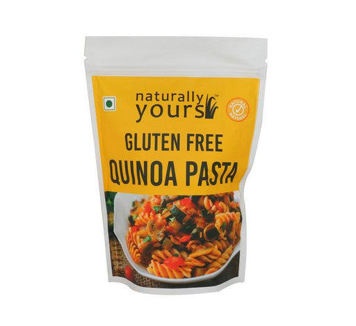 Naturally Yours Gluten Free Quinoa Pasta - NutraC - Health & Nutrition Store