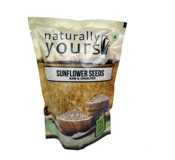 Naturally Yours Raw Sunflower seeds