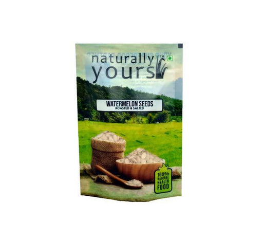 Naturally Yours Roasted and salted watermelon Seeds - NutraC - Health & Nutrition Store