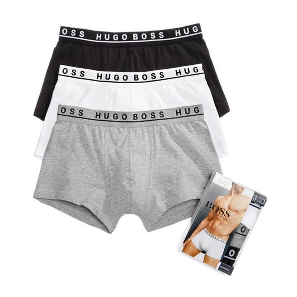 Hugo Boss Pack of 3 Premium Boxers