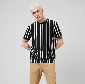 Variegated Strips T-Shirt