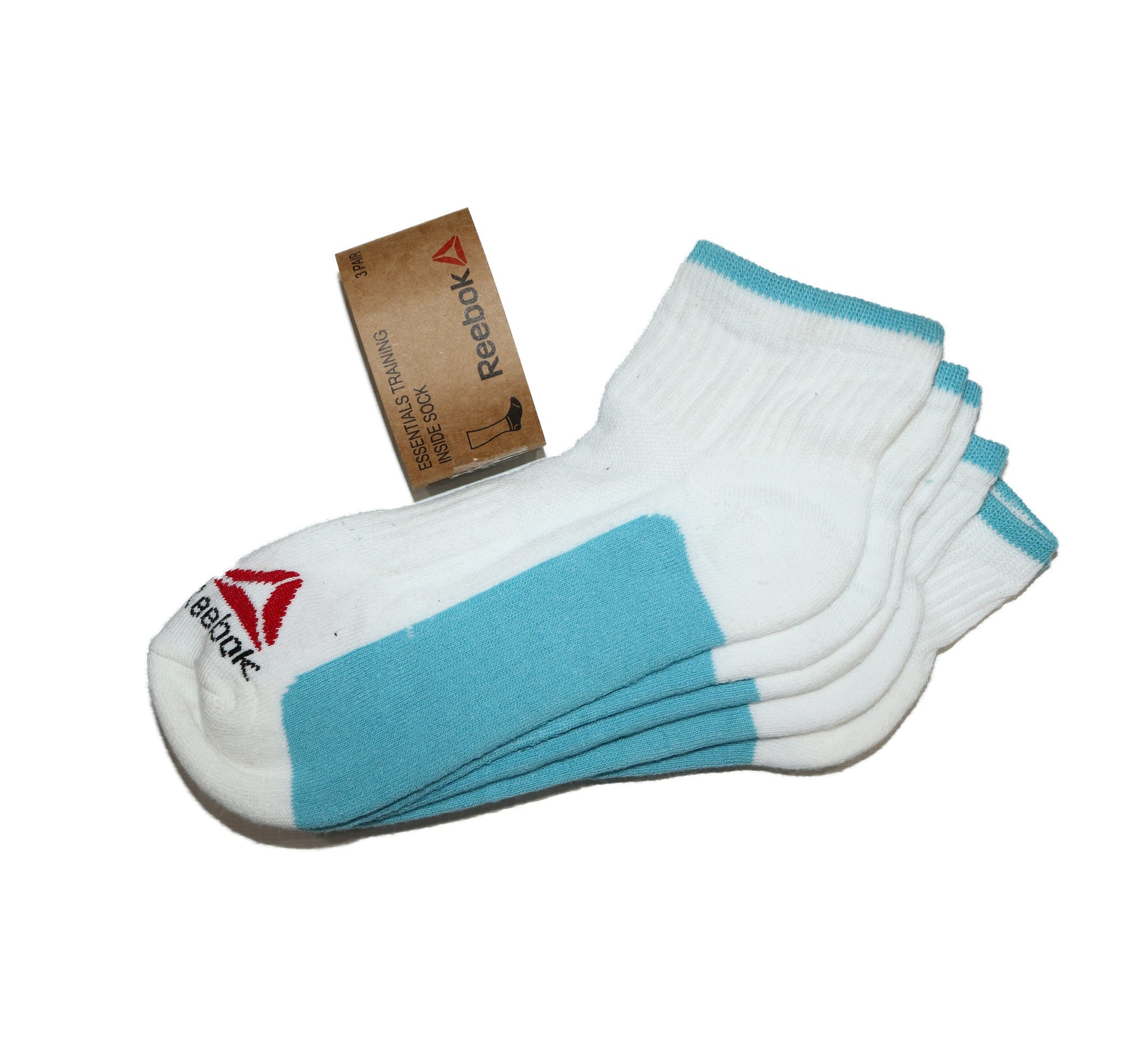 "Reebok Pack of 3 Socks ""Multi Color"""