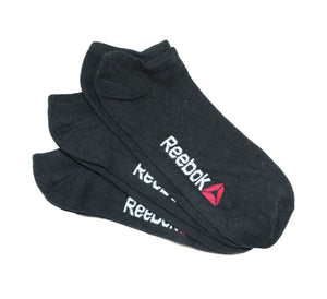 "Reebok Pack of 3 Socks ""Black"""
