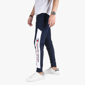 "Tommy Hilfiger Tommy Sports Printed Trouser ""Navy"""