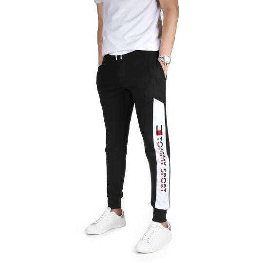"Tommy Hilfiger Tommy Sports Printed Trouser ""Black"""