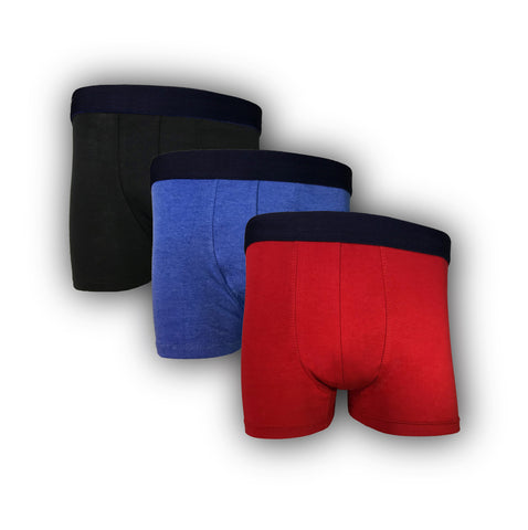 Boxer Shorts Pack of 3